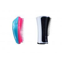 Tangle Teezer Prep and Preen Essential Hair Care Kit-Set 4