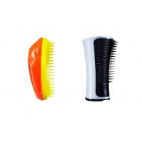 Tangle Teezer Prep and Preen Essential Hair Care Kit - Set 7