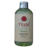TVAM Rosemary & Mint Shampoo