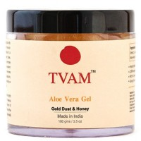 TVAM Aloevera Gel Gold Dust & Honey