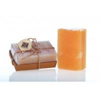 Vrikshali Cream Soap With Cinnamon Scrub
