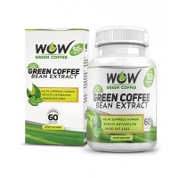 Wow Green Coffee Bean Extract (60 Capsules)
