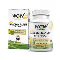 Wow Garcinia Plant Extract Cambogia (90 Capsules)