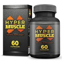 Wow Hyper Muscle X Natural Supplement (60 Capsules)