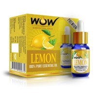 Wow Essential Lemon Oil - 15 Ml