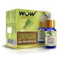 Wow Essential Lemongrass Oil