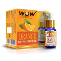 Wow Essential Orange Oil - 15 Ml