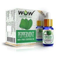 Wow Essential Peppermint Oil