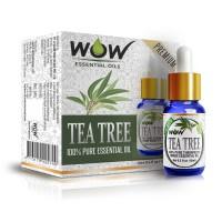Wow Essential Tea Tree Oil - 15 ml