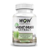 Wow Wheat Grass (60 Capsules)