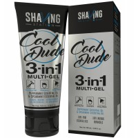 Shaving Station Cool Dude 3 in 1 Gel
