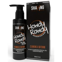 Shaving Station Howdy Rowdy Pre Shave Face Wash