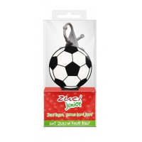 Zuci  Junior Sanitizer + Football Bag Tag Box Pack