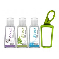 Zuci 30 ml Coconut Verbena, Tulsi And Natural Hand Sanitizer With Bag Tag