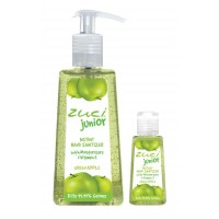 Zuci Pack Of 250 ml & 30 ml Hand Sanitizer - Green Apple