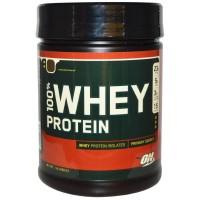 Optimum Nutrition 100% Whey Gold Standard - French Vanilla - 1 Lbs