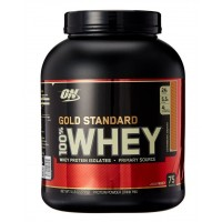 Optimum Nutrition 100% Whey Gold Standard - Strawberry-Banana (5 Lbs)