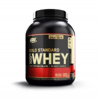 Optimum Nutrition 100% Whey Gold Standard - Vanilla Ice Cream - 5 Lbs