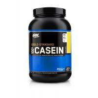 Optimum Nutrition 100% Gold Standard Casein - Banana Cream - 2 Lbs