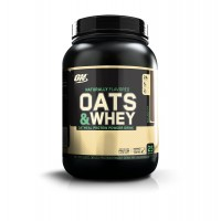 Optimum Nutrition  100% Natural Oats & Whey - Chocolate - 3 Lbs