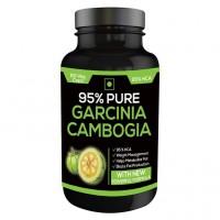 Nutravigour Pure Garcinia Cambogia 95% Hca 800mg 60 Veg Capsules