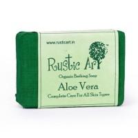 Rustic Art Organic Aloe Vera Soap