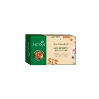 Biotique Bio Almond Oil Nourishing Body Soap