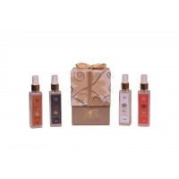 Roots & Above Aromatic Perfume Set - Gift Pack Of Four