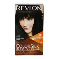 Revlon Colorsilk Hair Color With 3D Color Technology