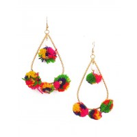 Fida Rainbow Droplets Earrings