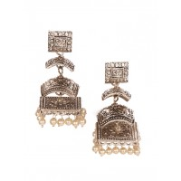 Fida Arc On Earrings