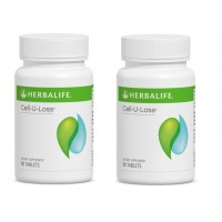 Herbalife Cell-U-Loss - 90 Tablets, Pack of 2