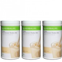Herbalife Formula 1 Nutritional Shake Mix (Pack Of 3) 500gm French Vanilla