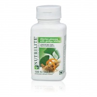 Amway Nutrilite Siberian Ginseng With Ginkgo Biloba - 100 Tablets