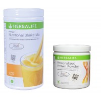 Herbalife Weight Loss Combo - Mango & Protein Powder