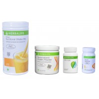 Herbalife Weight Loss Pack - Mango, Cell-U-Loss, Protein Powder & Lemon