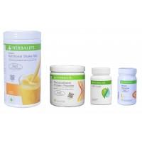 Herbalife Weight Loss Pack - Mango, Cell-U-Loss, Protein Powder & Lemon