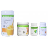 Herbalife Weight Loss Pack - Mango, Cell-U-Loss, Protein Powder & Ginger