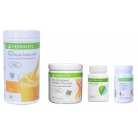 Herbalife Weight Loss Pack - Mango, Cell-U-Loss, Protein Powder & Elaichi