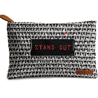 DailyObjects Stand Out Carry-All Pouch Medium