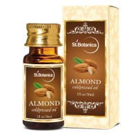 St.Botanica Almond Pure Coldpressed Carrier Oil