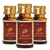 St.Botanica Argan Pure Coldpressed Carrier Oil - 30ml x 3