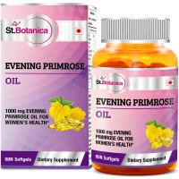 St.Botanica Evening Primrose Oil 1000 mg