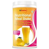 St.Botanica Nutritional Meal Replacement Shake, Mango
