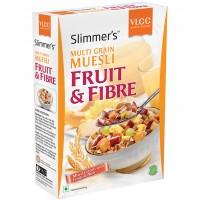 VLCC Slimmers Multi Grain Muesli Fruit & Fibre + Free 25%