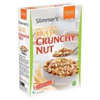 VLCC Slimmers Multi Grain Muesli Crunchy Nut + Free 25%