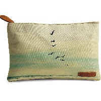 DailyObjects The Endless Sea Carry-All Pouch Medium