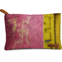 DailyObjects The Yellow Doorway Carry-All Pouch Medium