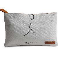 DailyObjects Tolkien Quote Carry-All Pouch Medium