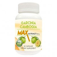 Nutravigour Garcinia Cambogia Max 85% Hydroxycitric Acid (Hca) Veg 60 Capsules 800 Mg For Weight Loss